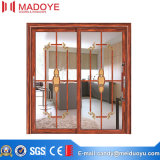 La Chine fabrique des portes coulissantes en aluminium avec profil Auminium