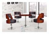 Hölzerner Polupar Hotel-Kaffeestube-/Office-Vorhalle-Möbel-Kaffeetisch und Stuhl