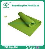 中国の製造者の最もよい品質PVCヨガのマットからのカスタマイズされたPVCヨガのマットのプライベートラベル
