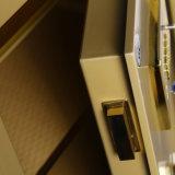 디지털 자물쇠 Champagne 금 Seriers Fdx A1/D 90-Y를 가진 안전 가정 안전한 상자