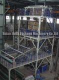 Máquina de soplado de película de coextrusión con dispositivo de desplazamiento (SJ-500-1500)