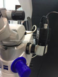 Câmera de Vídeo Full HD para Gravação de Vídeo com Microscópio Cirúrgico