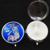 Andenken-Geschenk bekanntmachen - Schlitz-medizinischen Droge-Medizin-Speicher-Fall-Organisator-Pille-Kasten des Portable-3