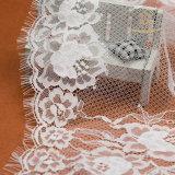 Типы шнурков для шнурка вышивки платья венчания шнурка гипюра одежд связывая