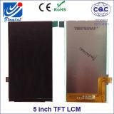 Schermo dell'affissione a cristalli liquidi del telefono mobile 5.0in IPS TFT