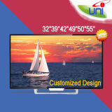 "32 ""39"" 42 ""49"" 50 ""55"" Hot Sale Slim ATV Sistema Android Smart LED TV"