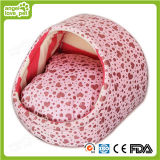 Cheap Dogs Cats Plush with Half - Open Cover Fart Beds