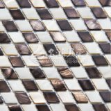 Специальная мать раковины краски плитки мозаики перлы