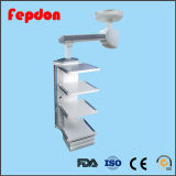 Plafond électrique Pendentif médicale unique avec la CE (HFP-DD240 380)