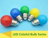크리스마스를 위한 다채로운 LED 전구 또는 가정 당 또는 공원