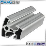 T細長かった工業生産ラインアルミニウムかアルミニウムプロフィール