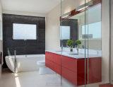 Vanité commerciales de salle de bains de salle de bains de vente en gros imperméable à l'eau de meubles