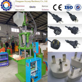 Máquinas verticais plásticas da injeção da fonte e da alta qualidade da fábrica