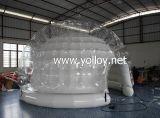 Iluminação seladas de ar infláveis Dome Igloo