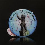 Выдвиженческие цветастые подгонянные СИД проблескивая подарки Promo тавра значка