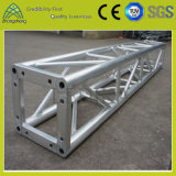 Stadiums-Leistungs-Erscheinen-silbriger quadratischer schraubenartiger Aluminiumschrauben-Binder