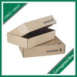 최신 판매 싸게 접힌 발송 판지 상자