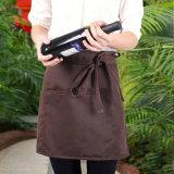 Delantal del cocinero de la alta calidad con el bolsillo