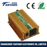Gelijkstroom aan AC de Omschakelaar 1000W van de Band van het Net van de Omschakelaar van het Systeem van de ZonneMacht met USB