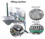 Автоматическая 6000bph 8000bph 10000bph 12000bph 15000bph 18000bph 20000 bph ПЭТ бутылок минеральной воды заполнение механизма Prpduction упаковки линии
