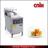 Машина цыпленка Fryer давления цыпленка газа Cnix 25L зажаренная Kfc