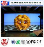 P4 광고를 위한 Die-Casting 알루미늄 고해상 발광 다이오드 표시 스크린