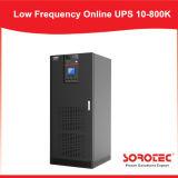 Niederfrequenzonline-UPS 10-800kVA mit LCD-Bildschirmanzeige