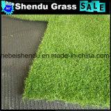 河北の草の工場安く25mm人工的な芝生