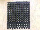 La couleur noire. 27 chargement de pouvoir de bande du plastique 10-Shot S1jl 27 de calibre