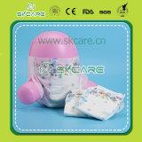 도매를 위한 Breathable 면 아기 기저귀 아기 제품