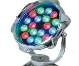Fußboden-Tiefbaulicht des heißer Verkaufs-niedriges Preis-230*H240mm 36W 12V LED helles einzelnes der Farben-LED