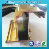 Liberia-Aluminiumprofil für Fenster-Tür kundenspezifische Farbe