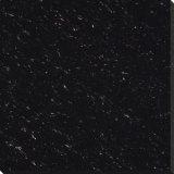 Популярная продавая плитка хорошей нагрузки черноты цены/Black&White/Black&Yellow кристаллический двойной Polished