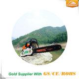Precio la India de la cortadora del árbol de la gasolina de Powertec 45cc 1.7kw