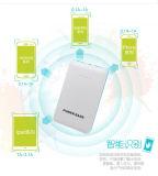La Banca di potere per l'alimentazione elettrica astuta del calcolatore della Banca 6000mAh di potere dei telefoni