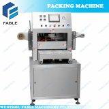 새로운 고속 수직 유형 압축 공기를 넣은 쟁반 밀봉 기계 (FBP-450A)