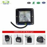 12W 5D luz LED de trabajo para la carretilla auto off road