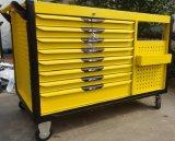 Caboteur à rouleaux à tiroirs 14 pouces 14; Cabinet d'outils
