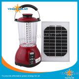 Indicatore luminoso di campeggio solare con la funzione solare del caricatore