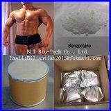 99.9% 순수성 Benzocaine 94-09-7 안전한 납품 Benzocaine