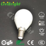 G45 E14 6W LED enciende el bulbo global de SMD 2835