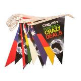Stamina durevole popolare superiore multicolore della bandierina per la decorazione