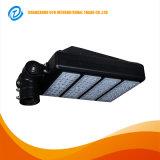 2017 la venta caliente IP65 solar impermeabiliza el alumbrado público ajustable de la viruta 100W LED de Bridgelux Epistar del CREE del brazo