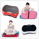 Placa da vibração Cfm101/Massager corpo inteiro/mini massagem louca do ajuste