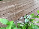 Matériau du plancher en bois et en plastique composite en plein air