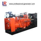 625kVA 500kw LPG LNG Erdgas-Generator mit Leroy-Drehstromgenerator