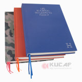 China Supplier Hard Cover Sewing Thread Binding Paper Note Books