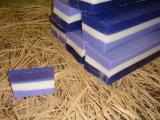 Jabón hecho a mano natural del petróleo esencial de la calidad para el lavado de la carrocería