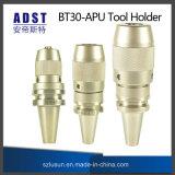 Mandril da broca do mandril de aro do suporte de ferramenta Bt30-Apu da elevada precisão