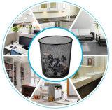 家庭内オフィスの台所ホテル/Resturant/のための金属の網のゴミ箱